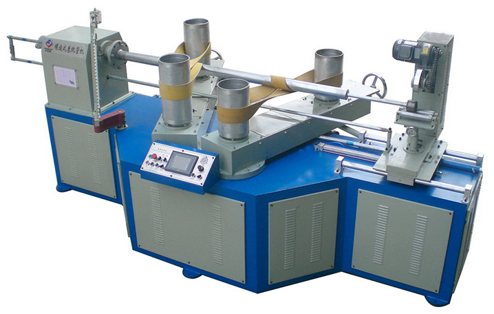 paper core making machine with model JY120B