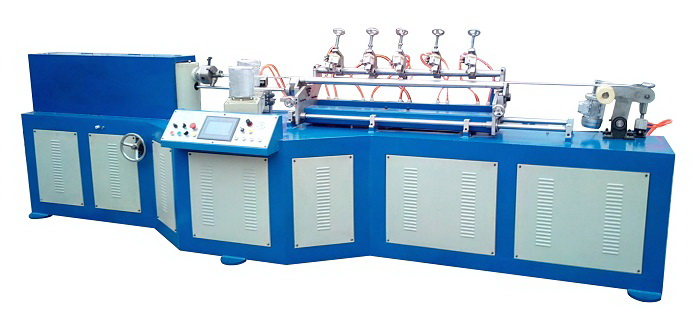HIGH SPEED PAPER DRINKING STRAW MAKING MACHINE MC530